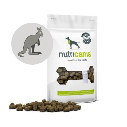 Dog Snack Kangaroo Jerky Nuggets (125g)